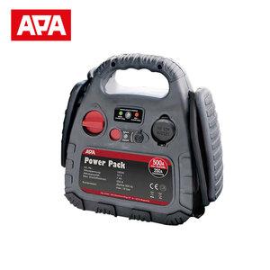 Power-Pack mit Kompressor Starthilfe für Auto, Wohnmobil etc., 1x 12V-Steckdose