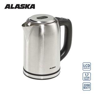 Wasserkocher WK2220S · kabellose Benutzung · herausnehmbarer Anti-Kalk-Filter
