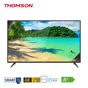 """50UD6306 • 3 x HDMI, 2 x USB, CI+ • geeignet für Kabel-, Sat- und DVB-T2-Empfang • Maße: H 66 x B 113,1 x T 7,8 cm • Energie-Effizienz A+ (Spektrum A++ bis E), Bildschirmdiagonale: 50""""/126"""