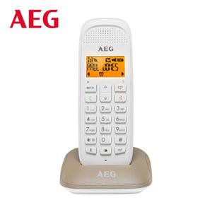 Schnurlos-DECT-Telefon VOXTEL D81 · Telefonbuch für bis zu 50 Einträge · Eco-Modus, Standard-Akkus