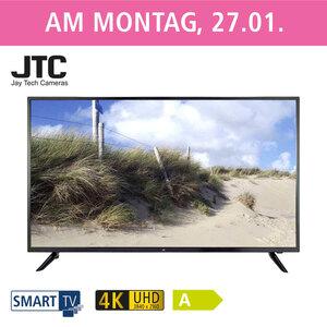 """S55U5117J • 3 x HDMI, 2 x USB, CI+ • geeignet für Kabel-, Sat- und DVB-T2-Empfang • Maße: H 72,2 x B 124,4 x T 7,9 cm • Energie-Effizienz A (Spektrum A+++ bis D), Bildschirmdiagonale: 54,6"""""""