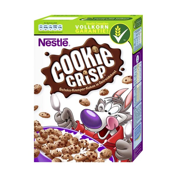 Nestlé Cerealien Cini Minis oder Cookie Crisp jede 375-g-Packung und weitere Sorten