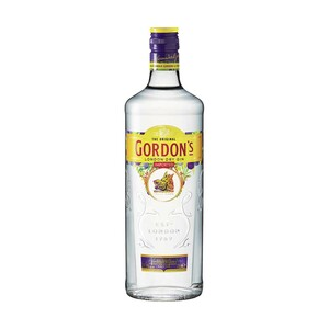 Gordon`s London Dry Gin 37,5 % Vol.,  jede 0,7-l-Flasche
