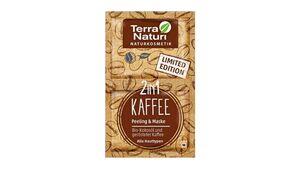 Terra Naturi 2in1 Kaffee Peeling & Maske Limited Edition