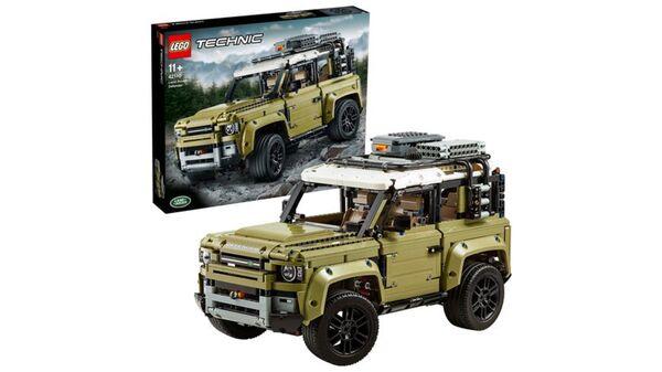 LEGO Technic - 42110 Land Rover Defender