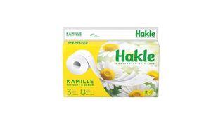 Hakle Toilettenpapier KAMILLE 3-Lagig