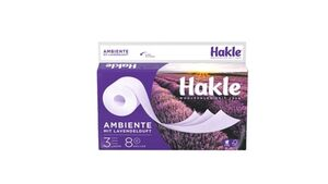 Hakle Toilettenpapier AMBIENTE 3-Lagig