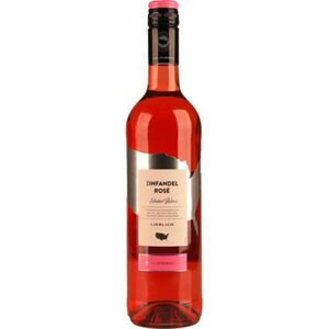 Zinfandel Rosé Kalifornien 10,5 % vol 0,75 Liter