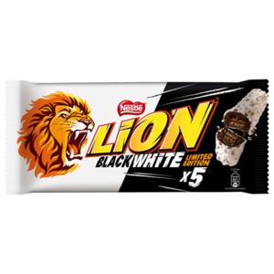 Nestlé Lion Black & White 5x40g
