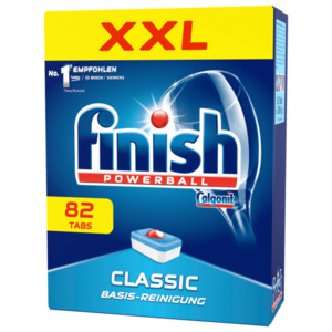 Finish Classic XXL Regular 82 Tabs 1556g