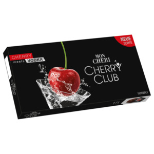 Mon Chéri Cherry Club Vodka 157g
