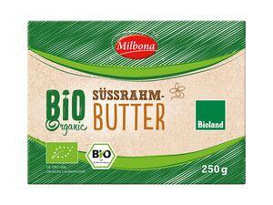 Bioland-Süßrahm-Butter