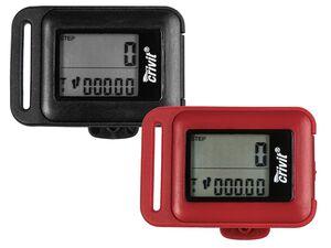 CRIVIT® 3D-Schrittzähler, LC-Display, 7-Tage-Speicher, mit Befestigungsclip
