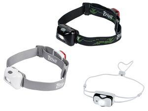 CRIVIT® LED-Stirnlampe, 5 Leuchtmodi, verstellbarer Leuchtwinkel, spritzwassergeschützt