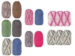 CRELANDO® Sockenwolle/-garn