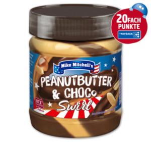 MIKE MITCHELL'S Peanutbutter & Choco Swirl