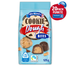 MIKE MITCHELL'S Cookie Dough Bites