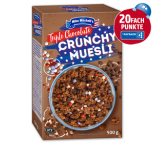 MIKE MITCHELL'S Crunchy Müsli