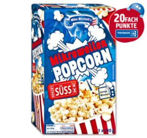 MIKE MITCHELL'S Mikrowellen Popcorn