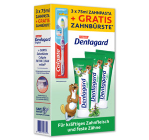 DENTAGARD Zahncreme