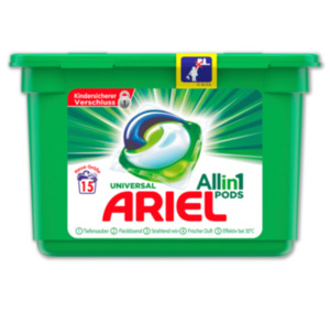 ARIEL All in 1 Universal Pods