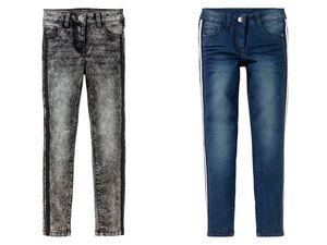 PEPPERTS®  Jeans Mädchen, schmal geschnitten, mit Baumwolle