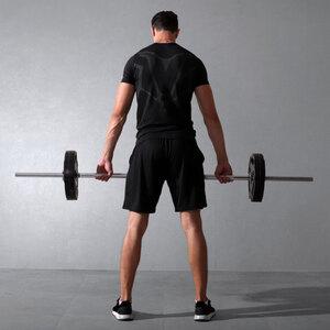 Langhantelstange Wellactive, 10 kg, 180 cm