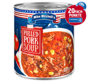 MIKE MITCHELL'S Soup