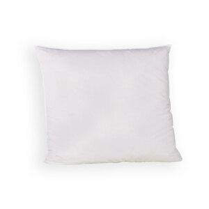 Kopfkissen - weiß - Baumwolle - 80x80 cm
