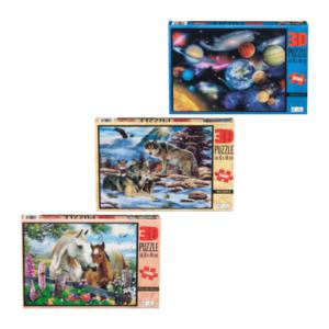 PLAYLAND     3D Puzzle