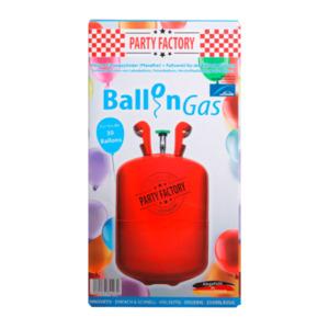 Ballon Gas