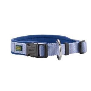 Hunter Halsband Neopren Blau/Blau 30-35 cm