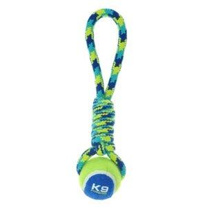 ZS K9 Zugseil + Tennisball
