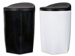 LIVARNO LIVING® Sitzhocker, 33,5 x 53 cm, mit Stauraum und Griffloch, aus Kunststoff