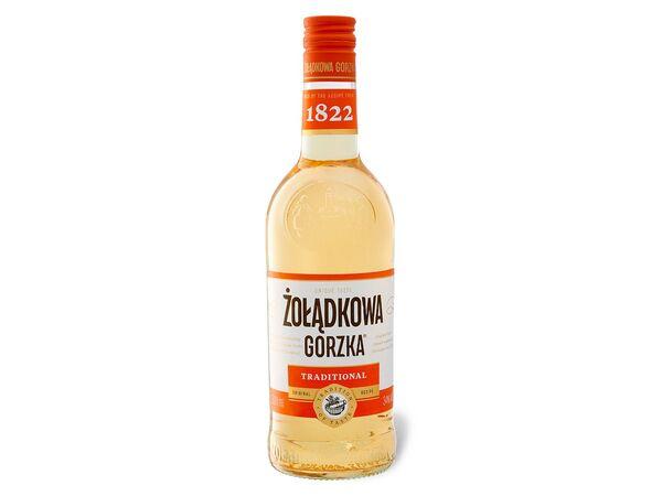 Żołądkowa Gorzka Traditional Likör 34% Vol