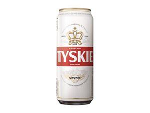 Tyskie Gronie Bier