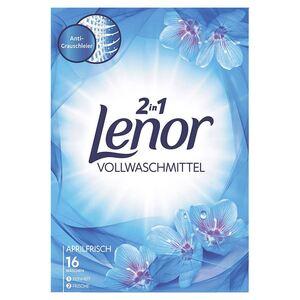 Lenor 2in1 Vollwaschmittel Aprilfrisch 1,04kg