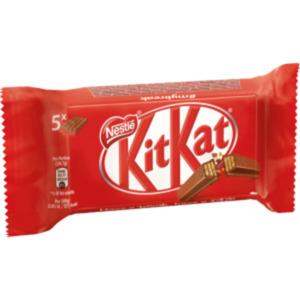 Nestlé Lion, Kitkat oder Smarties