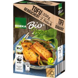 EDEKA Bio + Vegan Tofu geräuchert