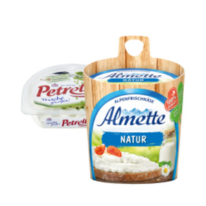 Almette, Petrella oder Gervais
