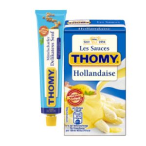 Thomy Les Sauces oder Senf