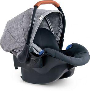 Hauck - Babyschale - Comfort Fix melange/grau
