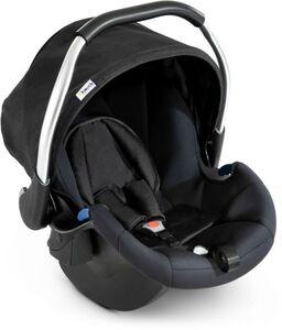 Hauck - Babyschale - Comfort Fix schwarz