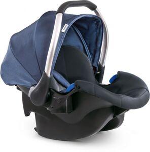 Hauck - Babyschale - Comfort Fix denim/grau