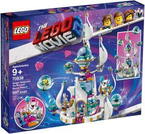 LEGO® Movie 2 70839 - Königin Wasimma Si Willis gar nicht böser Space-Tempel