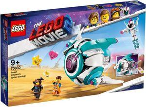 LEGO® Movie 2 70830 - Sweet Mischmaschs Systar Raumschiff