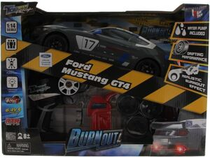 RC Fahrzeug - Ford Mustang GT4 - 1:14