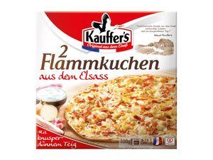 Kauffer's Flammkuchen aus dem Elsass