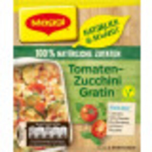 Maggi Natürlich & Bewusst Tomaten-Zucchini Gratin 33 g
