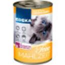 Bild 1 von EDEKA Feine Mahlzeit Huhn & Leber Katzenfutter nass 400 g